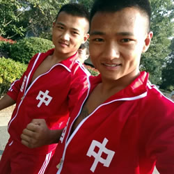 Chinese Twin Brothers