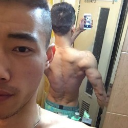 Chinese Muscle Stud