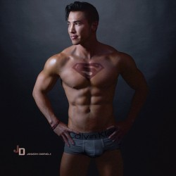 Muscle Stud Stan Lim