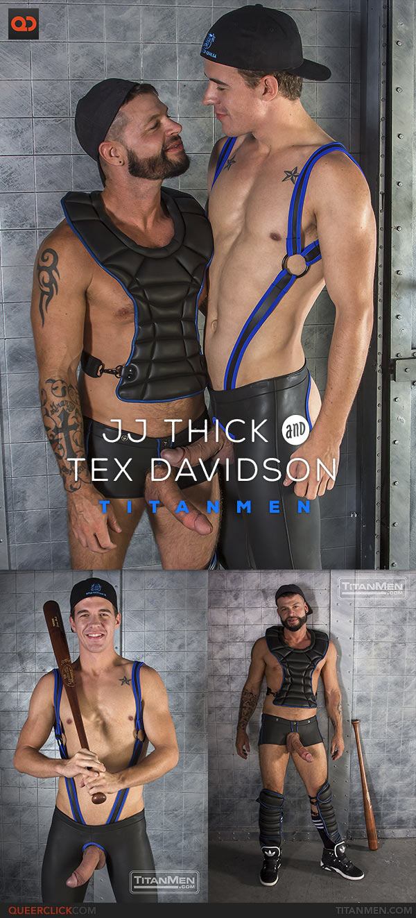 TitanMen: JJ Thick And Tex Davidson Flip Fuck - ICONS