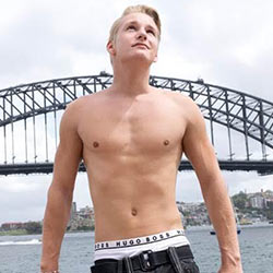 All Australian Boys: Finnie