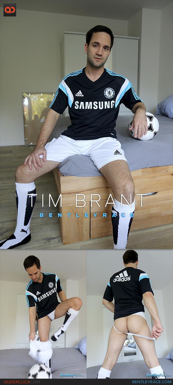 Bentley Race: Tim Brant