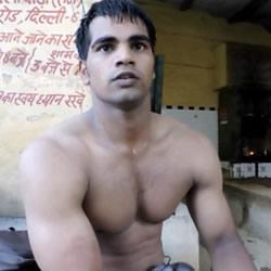 Indian Wrestler Vikas Kashyap