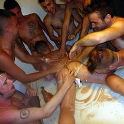 Wet girl orgies