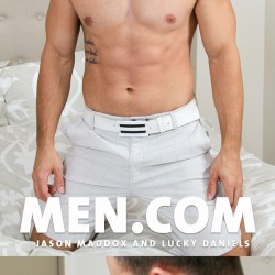 Men.com:  Jason Maddox and Lucky Daniels