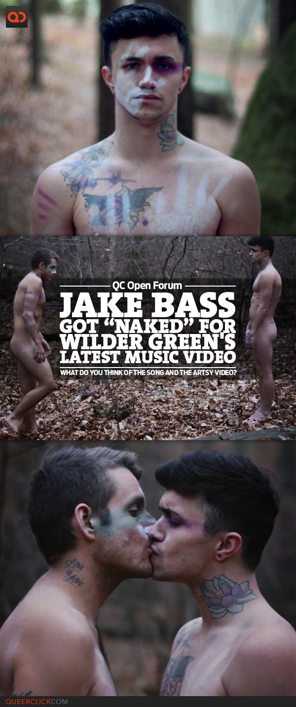 Bass naked jake Jake Bass