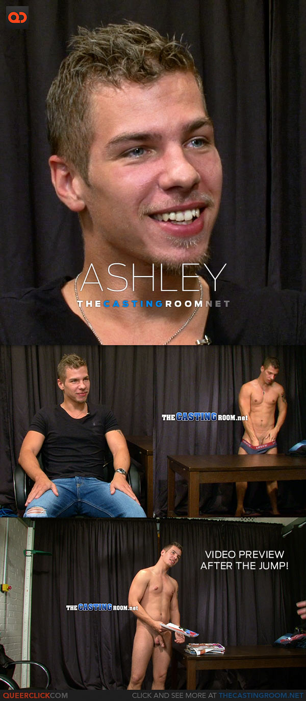 The Casting Room: Ashley