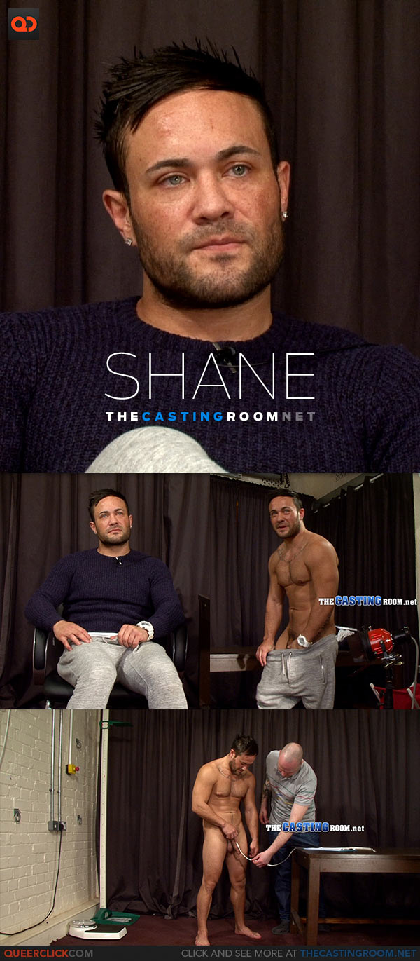 The Casting Room: Shane