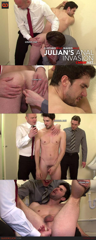 Sperm cuming out