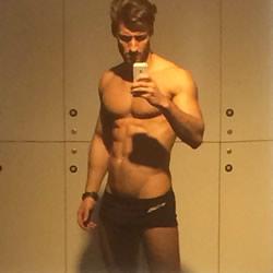 Chris Aron at Flirt4Free