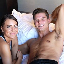 Hot Guys Fuck: Clark Bates and Hartley