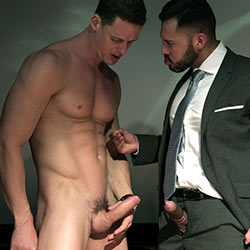 MenAtPlay: Return To Cine X – Ivan Gregory and Viktor Rom