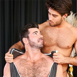 Men.com: Diego Sans and Billy Santoro