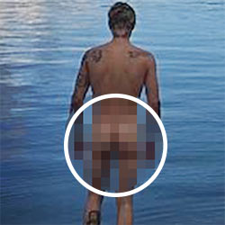 Justin Bieber Instagrammed His Butt… Again! What Is He Trying To Tell Us?