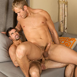 Sean Cody: Daniel and Blake Bareback