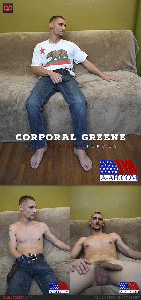All American Heroes: Corporal Greene
