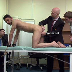 CMNM.net – Italian Footballer's Anal Inspection