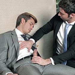 MenAtPlay: Blurred Lines – Dario Beck and Maikel Cash