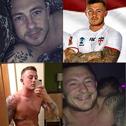 Josh Charnley, English Rugby Player, Leaked Nude Photo!