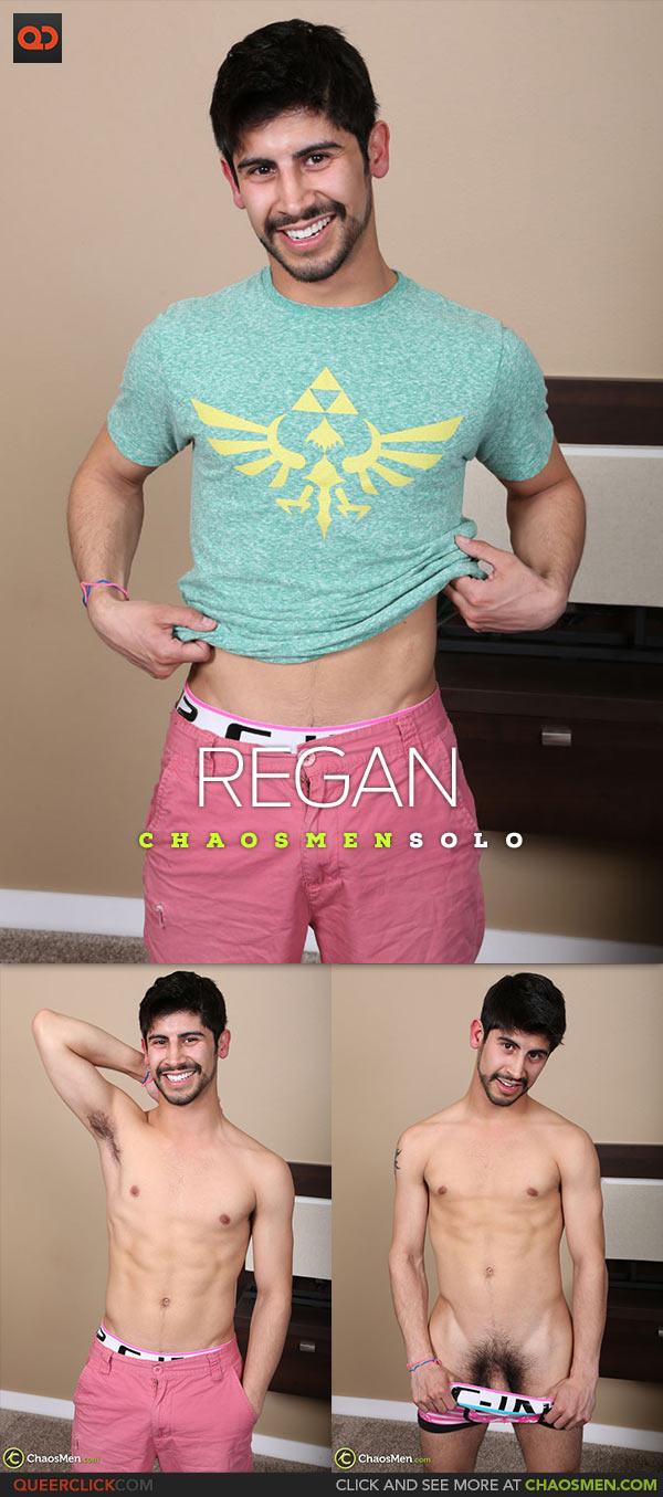 ChaosMen: Regan