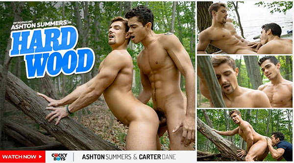 CockyBoys: Ashton Summer & Carter Dane