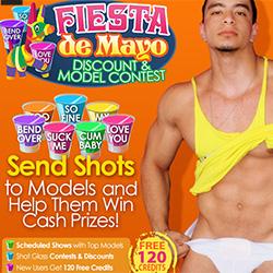 Fiesta de Mayo at Flirt4Free!