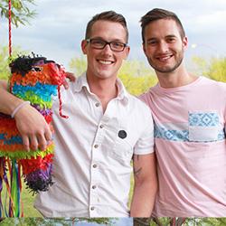 Gayroom: Jackson Cooper and Austin Carter