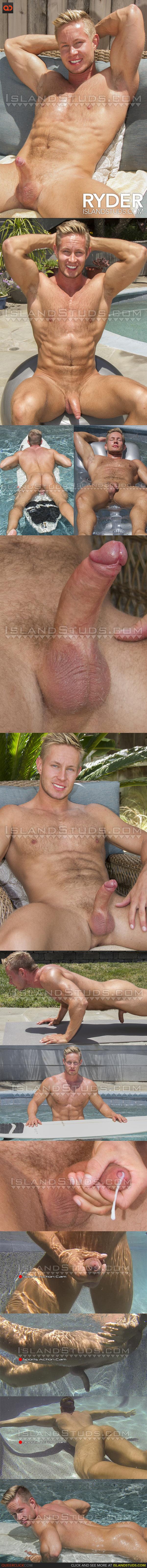 Island Studs: Ryder