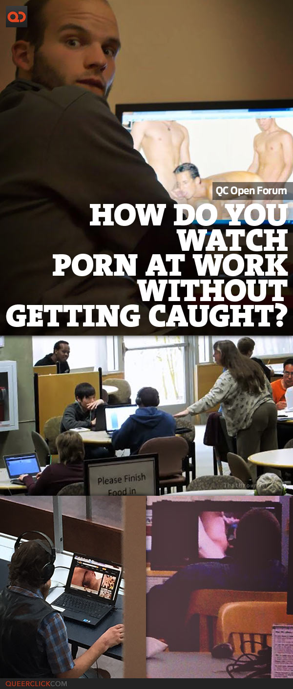 How to watch porn without getting caught