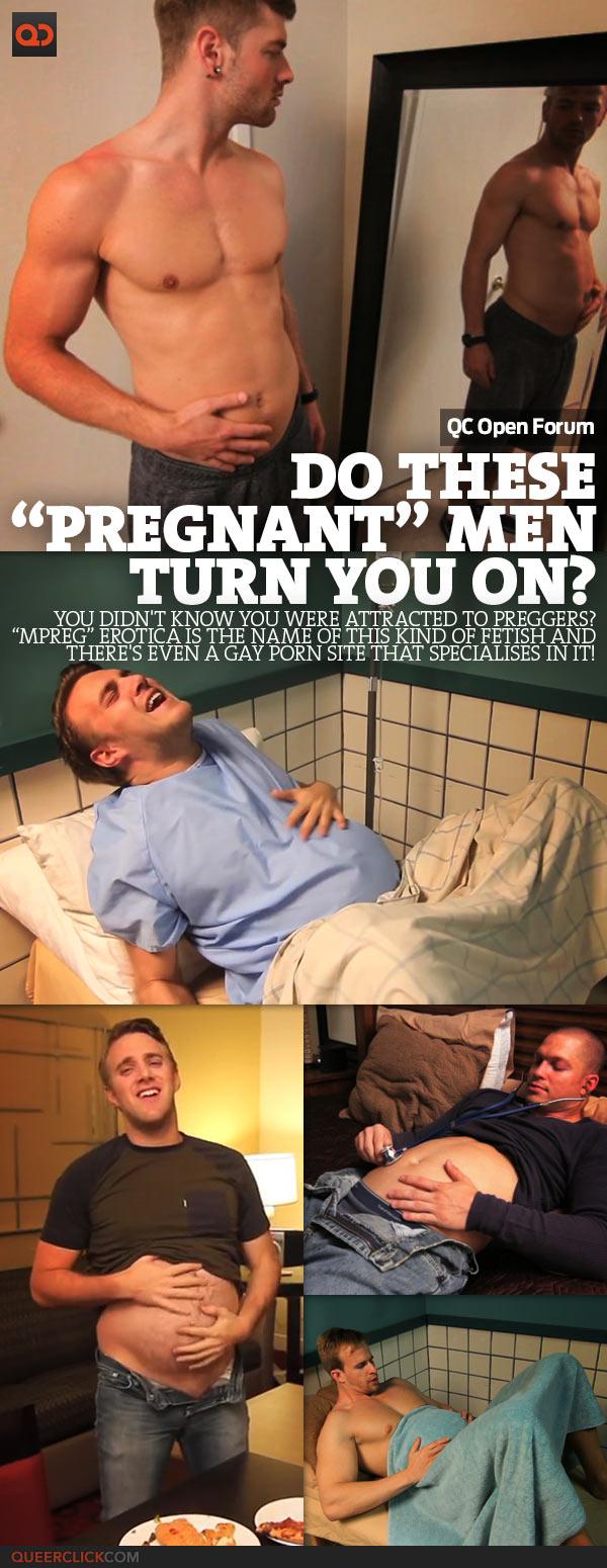 pregnant men forum