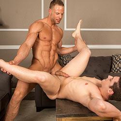 Sean Cody: Jack and Forrest Bareback