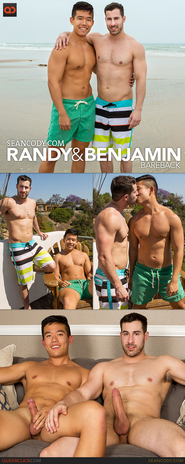 Sean Cody: Randy and Benjamin Bareback