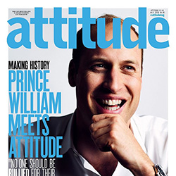 Queer Clicks: June 15, 2016 | Prince William Shows Some Attitude, Indie Goes Naked & Other News