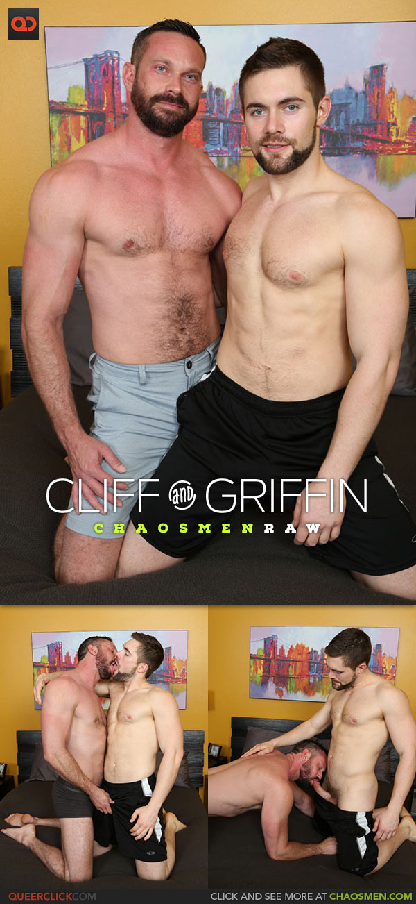 ChaosMen: Cliff Fucks Griffin - Bareback