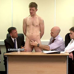 CMNM.net – Athletic Coach Jerked Off by Businessmen