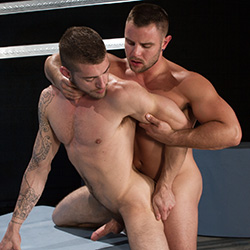 Falcon Studios: Nick Sterling and Tryp Bates