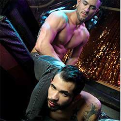 Naked Sword: Ryan Rose and Draven Torres