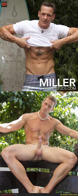 Island Studs: Miller (2)