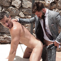 MenAtPlay: Wet Hot – Hector De Silva and Jay Roberts