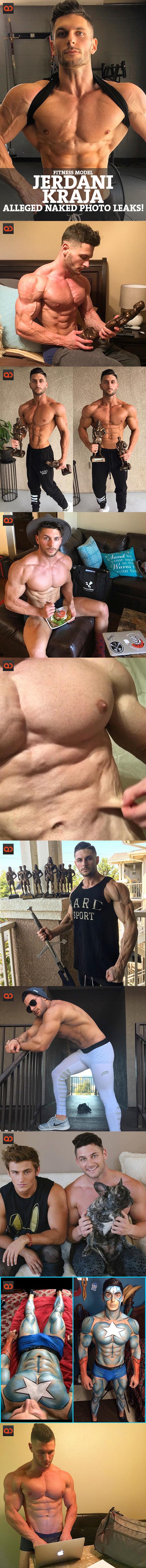 Fitness Model Jerdani Kraja Alleged Naked Photo Leaks!