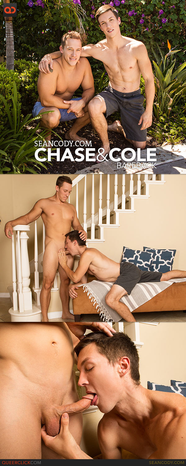 Sean Cody: Chase and Cole Bareback