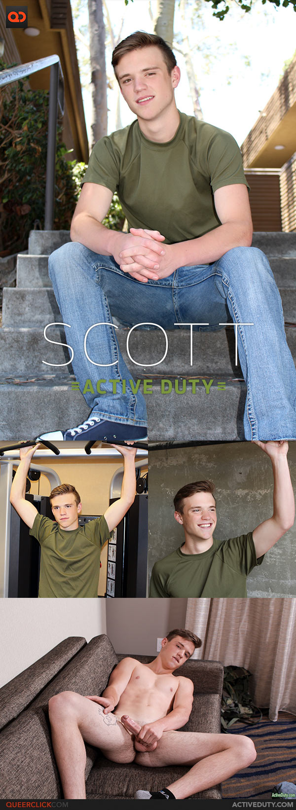 Active Duty: Scott