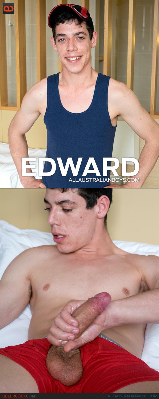 All Australian Boys: Edward