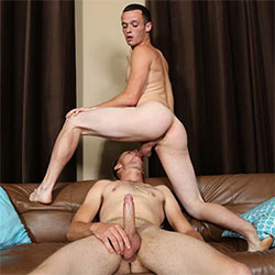 ChaosMen: Franco and Sky – Serviced