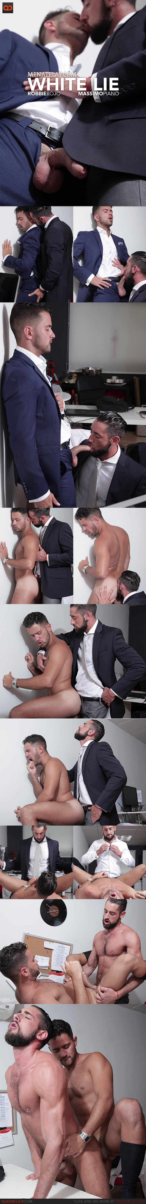 MenAtPlay: Robbie Rojo and Massimo Piano