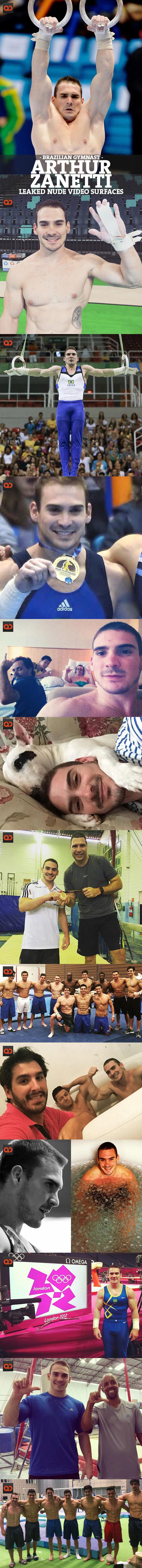 Arthur Nory Sex brazilian gymnasts arthur zanetti and sergio sasaki leaked
