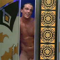 Lewis Bloor's Televised Shower Featured His English Sausage! Uncensored Dick Photo!