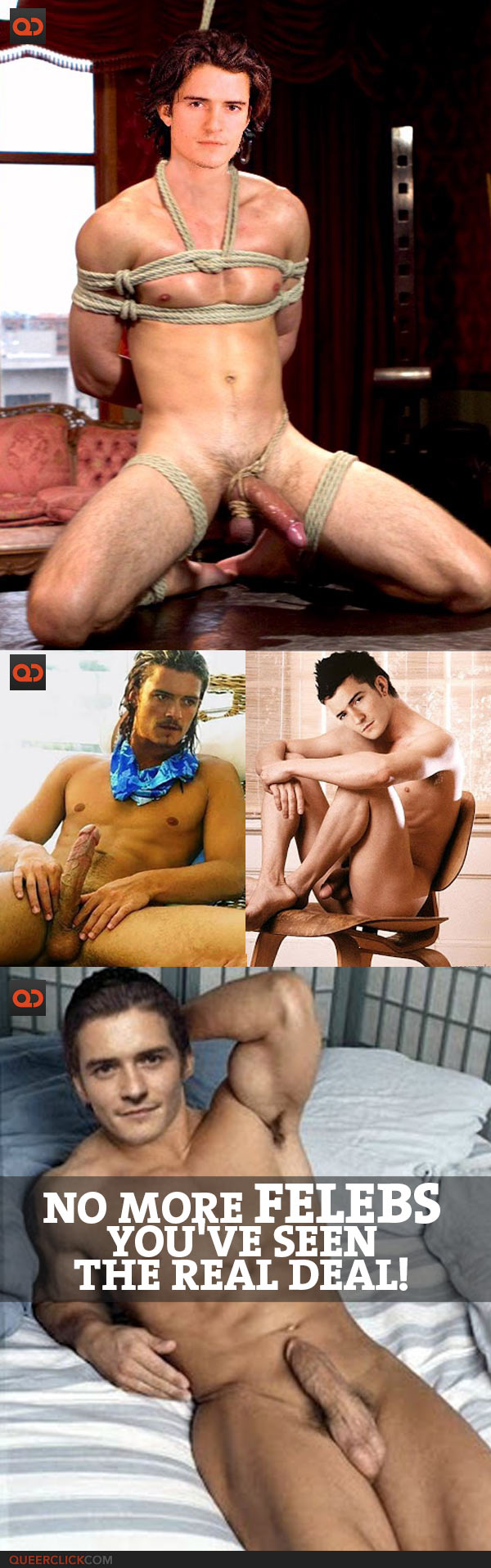 Orlando bloom gay porn