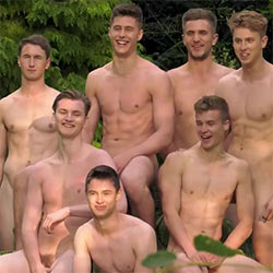 The Warwick Rowers Are Getting Ready To Strip Naked Again For Their 2017 Calendar!