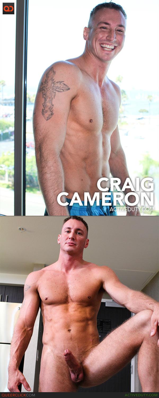 Active Duty: Craig Cameron